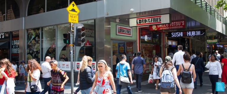 Shop & Retail commercial property for lease at 55 Swanston Street Melbourne VIC 3000