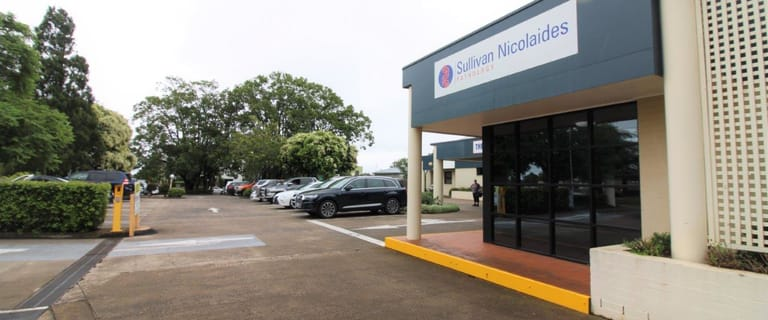 Medical / Consulting commercial property for lease at 6/7 Scott Street East Toowoomba QLD 4350