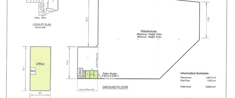 Industrial / Warehouse commercial property for lease at 2/19 Chifley Street Smithfield NSW 2164