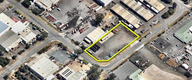 Factory, Warehouse & Industrial commercial property for lease at 45 Stebbing Road Maddington WA 6109