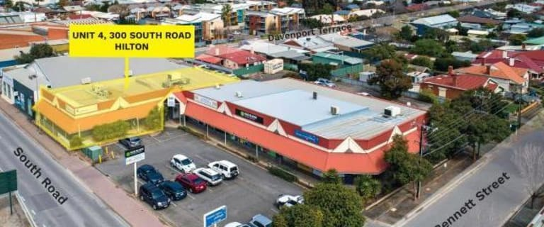 Medical / Consulting commercial property for sale at Unit 4/300 South Road Hilton SA 5033