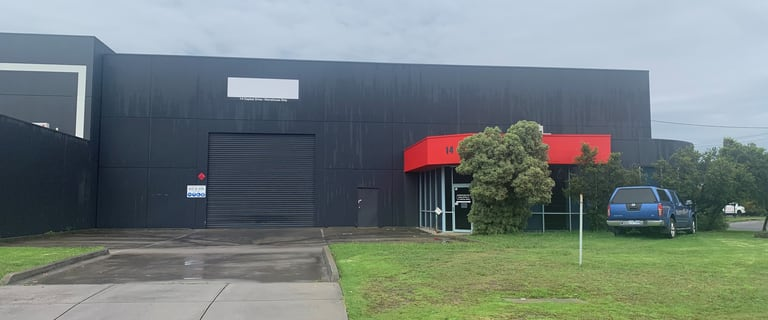 Retail commercial property for lease at 14 Capital Drive Dandenong VIC 3175