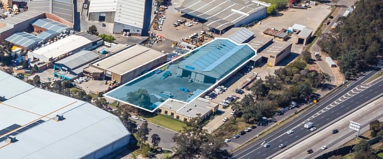 Industrial / Warehouse commercial property for lease at 18 Centenary Avenue Moorebank NSW 2170