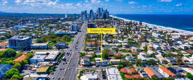 Retail commercial property for lease at 43 Alfred Street Mermaid Beach QLD 4218