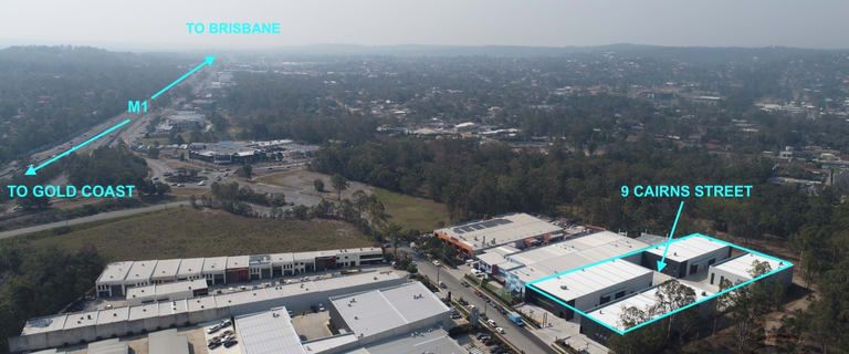 Factory, Warehouse & Industrial commercial property for lease at 4/14-16 Cairns Street Loganholme QLD 4129