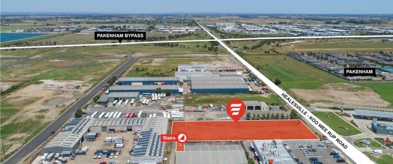 Development / Land commercial property for lease at Lot/Part 73 Bald Hill Road Pakenham VIC 3810