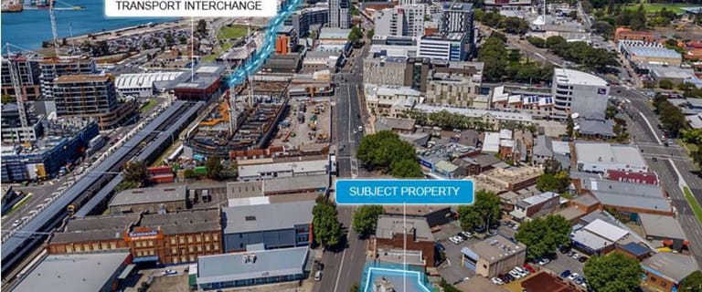 Offices commercial property for lease at Ground Floor, 1 Tudor Street Newcastle West NSW 2302