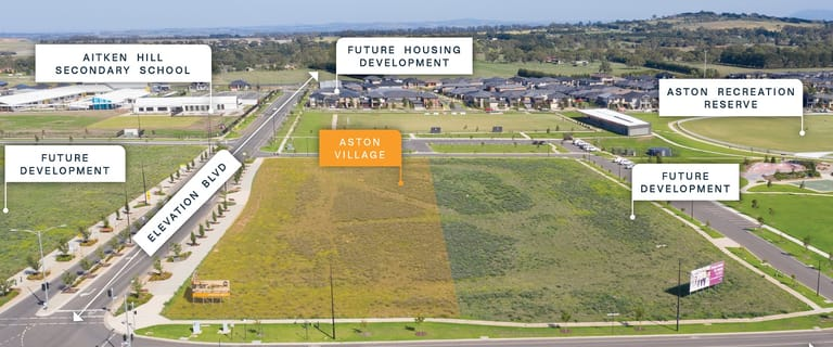Retail commercial property for lease at Corner Elevation and Vantage Boulevard Craigieburn VIC 3064