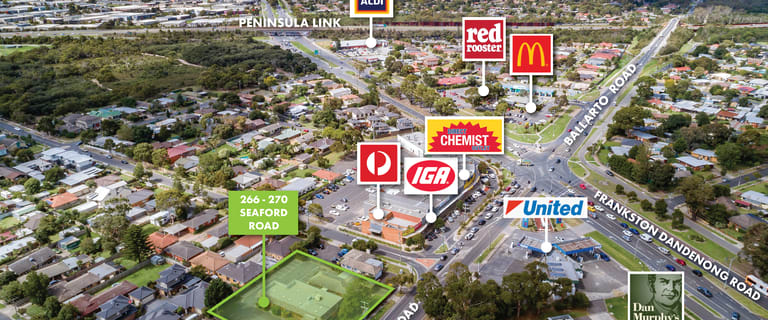 Medical / Consulting commercial property for lease at 266-270 Seaford Road Seaford VIC 3198