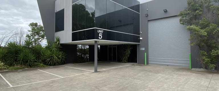 Industrial / Warehouse commercial property for lease at 5/84-90 Lakewood Boulevard Braeside VIC 3195