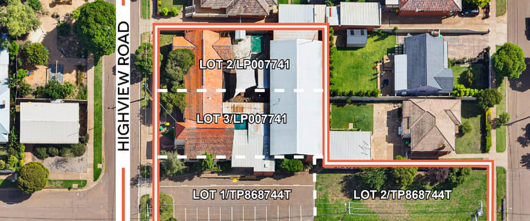 Development / Land commercial property for lease at 11 Highview Road Preston VIC 3072