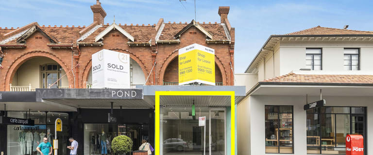 Shop & Retail commercial property for lease at 581 Military Road Mosman NSW 2088