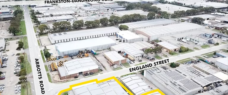 Industrial / Warehouse commercial property for lease at 2 England Street Dandenong South VIC 3175