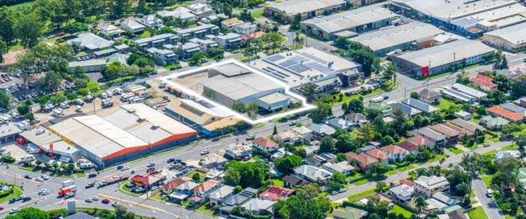 Factory, Warehouse & Industrial commercial property for sale at 277 Toombul Road Northgate QLD 4013