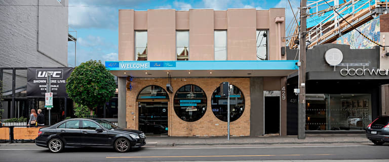 Retail commercial property for lease at 427 Church Street Richmond VIC 3121