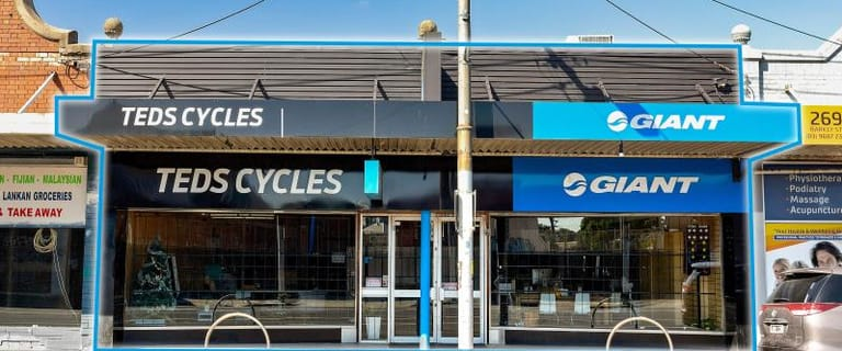 Offices commercial property for lease at 265-267 Barkly Street Footscray VIC 3011