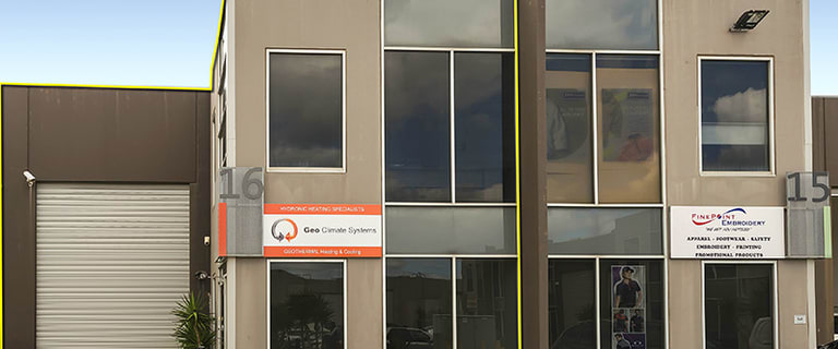 Offices commercial property for lease at 16/150 Chesterville Road Moorabbin VIC 3189