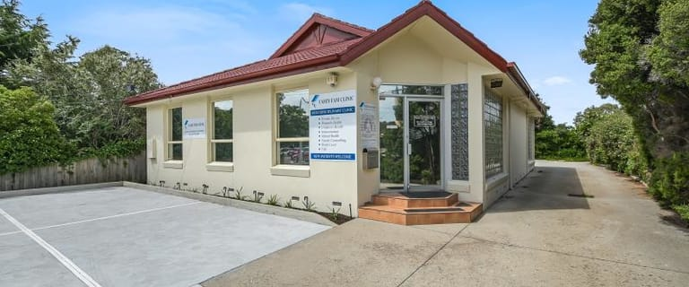 Medical / Consulting commercial property for lease at 154 Cleeland Street Dandenong VIC 3175