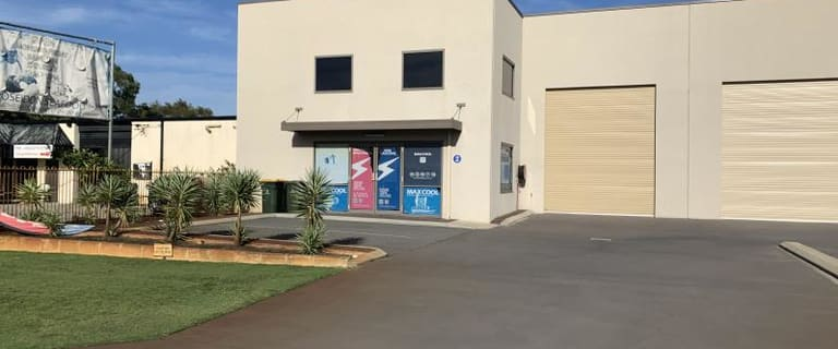 Factory, Warehouse & Industrial commercial property for lease at Unit 2/21 Westchester Road Malaga WA 6090
