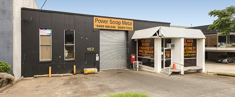 Industrial / Warehouse commercial property for lease at 152 Cochranes Road Moorabbin VIC 3189