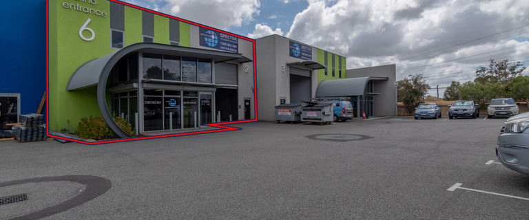 Offices commercial property for lease at 2 & 3/6 Merino Entrance Cockburn Central WA 6164