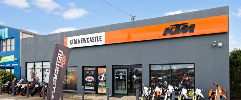 Shop & Retail commercial property for lease at 140 Lambton Road Broadmeadow NSW 2292