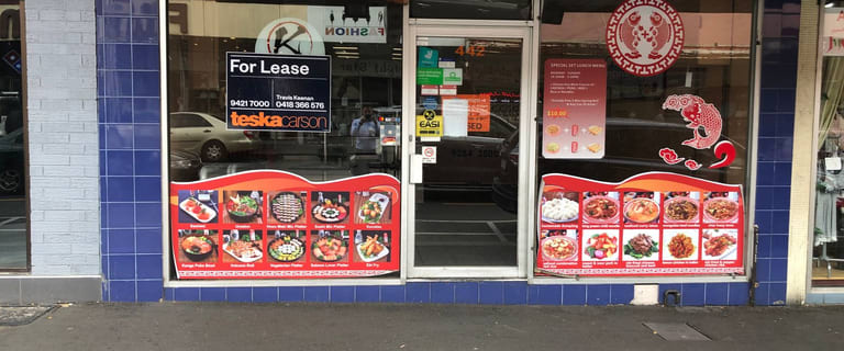 Retail commercial property for lease at 442 Sydney Road Coburg VIC 3058