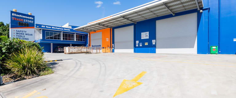 Factory, Warehouse & Industrial commercial property for lease at 72-74 Link Drive Yatala QLD 4207