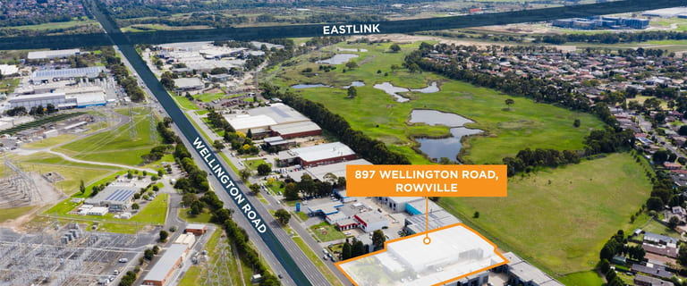 Factory, Warehouse & Industrial commercial property for lease at 897 Wellington Road Rowville VIC 3178