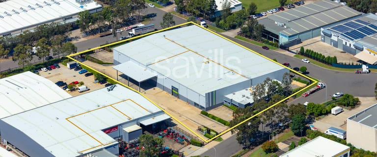 Factory, Warehouse & Industrial commercial property for lease at Huntingwood NSW 2148