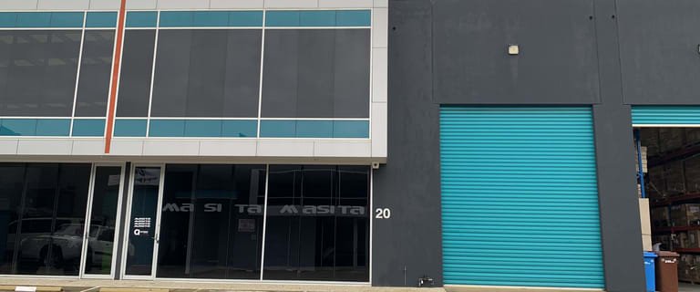Other commercial property for sale at 20/49 Corporate Boulevard Bayswater VIC 3153