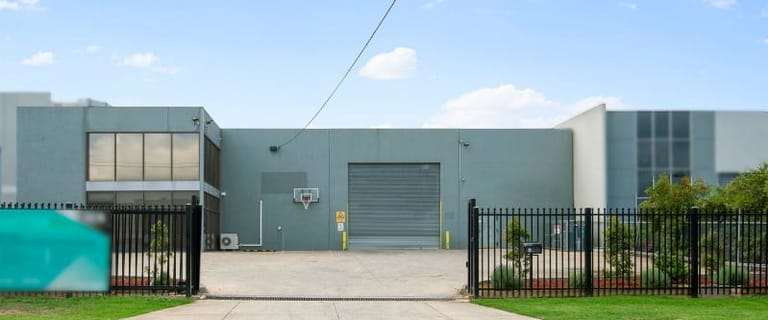 Factory, Warehouse & Industrial commercial property for sale at 6 Mohr Street Tullamarine VIC 3043
