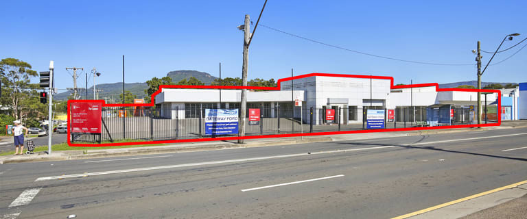 Showrooms / Bulky Goods commercial property for lease at 44-48 Flinders Street Wollongong NSW 2500