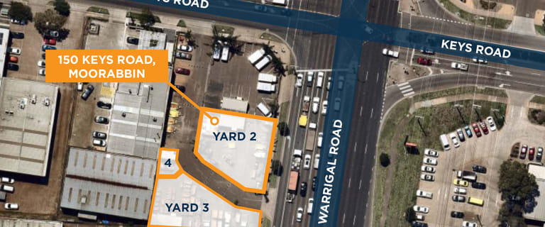Development / Land commercial property for lease at 150 Keys Road Moorabbin VIC 3189