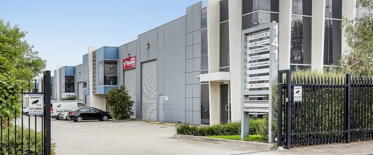 Factory, Warehouse & Industrial commercial property for lease at 1/141 McEwan Road Heidelberg West VIC 3081