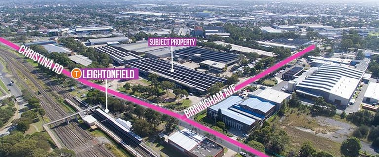 Factory, Warehouse & Industrial commercial property for lease at 66 Christina Road Villawood NSW 2163
