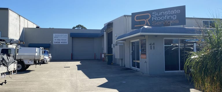 Factory, Warehouse & Industrial commercial property for lease at 11 Pike Street Kunda Park QLD 4556