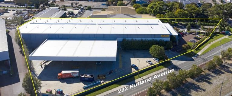Factory, Warehouse & Industrial commercial property for lease at 282 Rutland Avenue Welshpool WA 6106