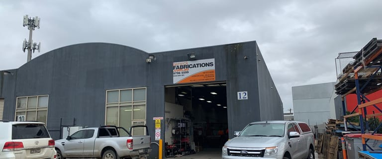 Factory, Warehouse & Industrial commercial property for lease at 12 Centre Road Hallam VIC 3803