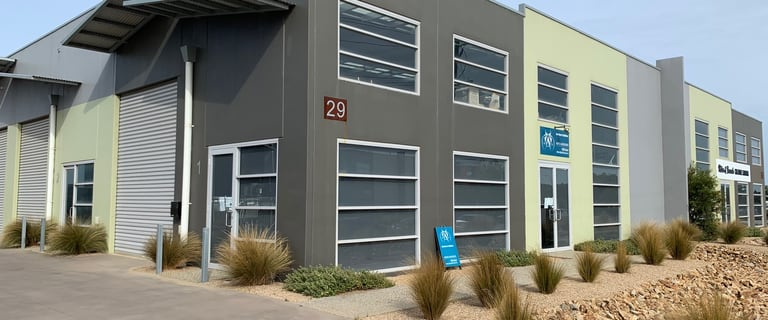 Factory, Warehouse & Industrial commercial property for lease at 1/29 Henry Wilson Drive Capel Sound VIC 3940
