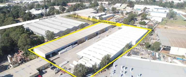 Factory, Warehouse & Industrial commercial property for lease at 138 Dunheved Circuit St Marys NSW 2760