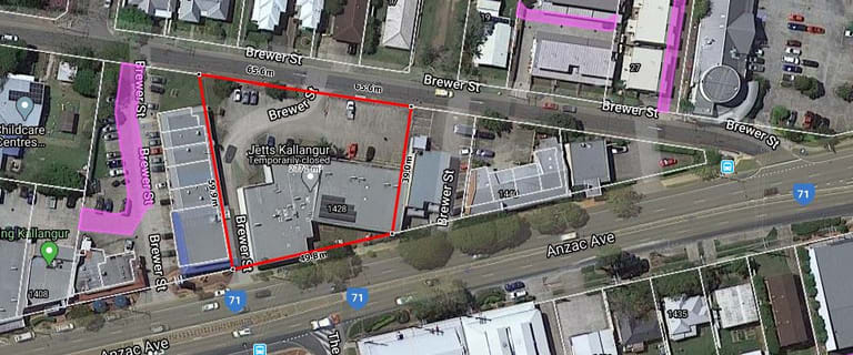 Shop & Retail commercial property for lease at Shop 7/1428 Anzac Avenue Kallangur QLD 4503