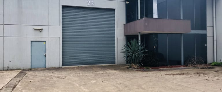 Factory, Warehouse & Industrial commercial property for lease at 22 Kingsley Close Rowville VIC 3178
