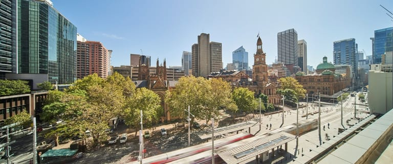 Offices commercial property for lease at 570 George Street Sydney NSW 2000