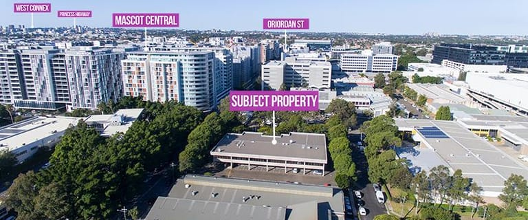 Offices commercial property for lease at 1st Floor/52-60 Kent Rd Mascot NSW 2020