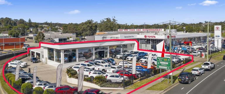 Offices commercial property for lease at 46-48 Macquarie Road Cardiff NSW 2285