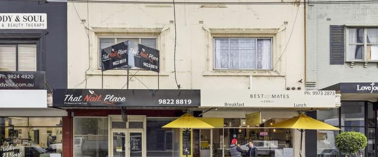 Shop & Retail commercial property for lease at 477 Burke Road Camberwell VIC 3124