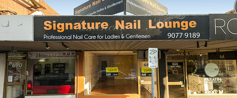 Shop & Retail commercial property for lease at 688 Glen Huntly Road Caulfield South VIC 3162