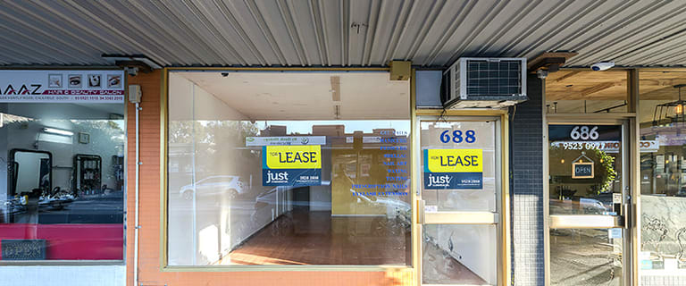 Other commercial property for lease at 688 Glen Huntly Road Caulfield South VIC 3162