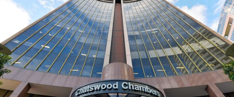 Offices commercial property for lease at 815 Pacific Highway Chatswood NSW 2067
